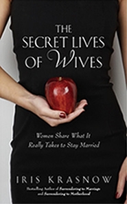 """Secret Lives Of Wives book cover"