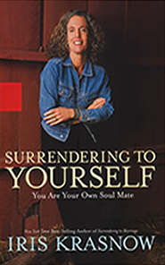 Surrendering To Yourself book cover